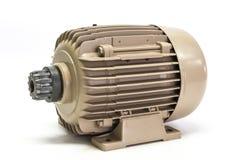 Электрическая машина AC на белой предпосылке Стоковые Фотографии RF