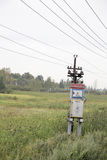 Электрическая доска Стоковая Фотография