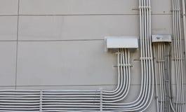 электрическая проводка Стоковые Изображения