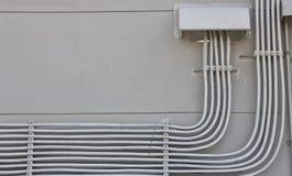 электрическая проводка Стоковые Фотографии RF