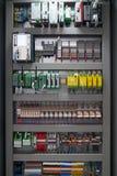 Электрическая распределительная доска Стоковые Изображения RF
