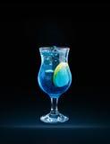 Электрическая синь лимонада стоковые фотографии rf