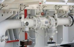 Электрическая система Стоковое Изображение RF