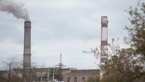 Электрическая станция тепловой мощности в Украине видеоматериал
