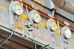 Электрическая станция тепловой мощности #13 Стоковое фото RF