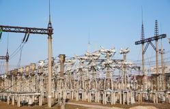 Электрическая шестерня стоковые фотографии rf