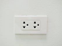 электрическая штепсельная вилка Стоковые Изображения RF