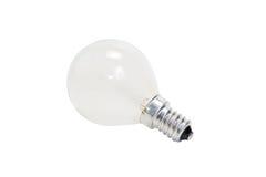 Электрическая электрическая лампочка стоковое изображение rf