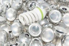 Электрические лампочки стоковые фотографии rf
