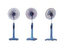 Электрические вентиляторы стоковое изображение