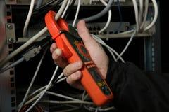 Электрические измерения Стоковые Изображения RF