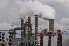 Электрические изоляторы Стоковые Фотографии RF