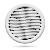Электрический вентилятор Стоковая Фотография RF