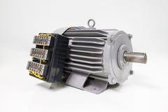 Электрический двигатель с пультом управления Стоковое Изображение