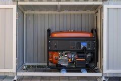 электрический генератор Стоковая Фотография