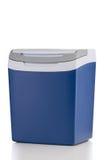 Электрический охладитель с закрытое верхним изолированный на белизне Стоковые Фото