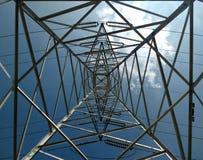 электрический полюс Стоковые Изображения RF