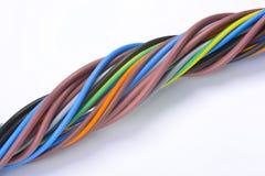 электрический провод Стоковые Фотографии RF
