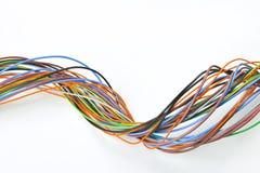 электрический провод Стоковые Фото