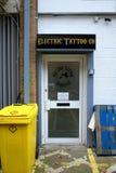 Электрический салон татуировки Стоковые Изображения RF