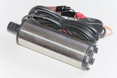 Электрический серебр металла водяной помпы Стоковые Фото
