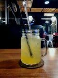 Электрический сквош лимона Стоковое Изображение