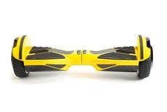 Электрический умный самокат Стоковые Изображения RF