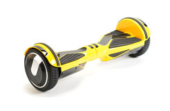 Электрический умный самокат Стоковая Фотография RF