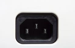Электрическое гнездо штепсельной вилки Стоковое Изображение RF