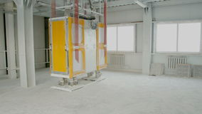 Электрическое машинное оборудование мельницы для продукции пшеничной муки Оборудование зерна сток-видео