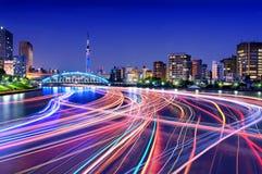 Электрическое река Стоковые Фото