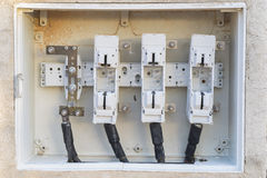 электрическо Стоковое Изображение RF