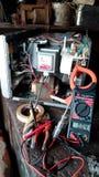 электрическо Стоковые Изображения
