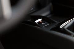 Электронная кнопка тормоза Стоковые Изображения RF