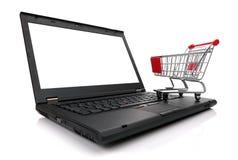 Электронная коммерция стоковые фото