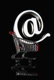 Электронная коммерция стоковое изображение