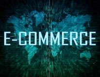 Электронная коммерция стоковые изображения rf