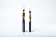 Электронная сигарета 2 Стоковые Изображения RF