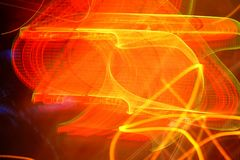 электронное спагетти Стоковые Изображения RF