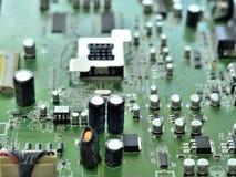 Электронное microship Стоковые Фотографии RF