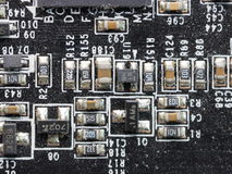 электронно стоковая фотография