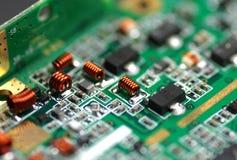 Электронные блоки и приборы Стоковое Изображение RF