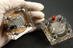 Электронные блоки и приборы Стоковое фото RF
