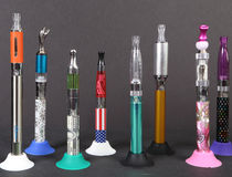 Электронные сигареты Стоковые Фото