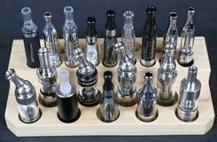 Электронные сигареты Стоковое фото RF