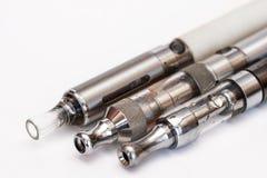 Электронные сигареты Стоковое Фото