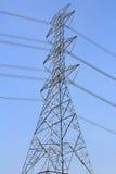 Электропитание и структура Стоковые Фото
