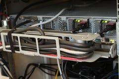 Электропитание штепсельной вилки Стоковое фото RF