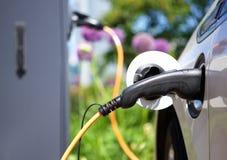 Электропитание для гибридного электрического автомобиля Стоковое фото RF