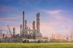 Электростанция промышленного предприятия Стоковые Фото